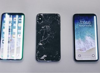 sostituzione display iphone x