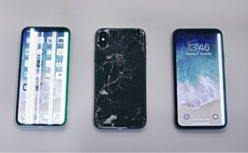 sostituzione display iphone x