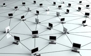 rete aziendale windows 10