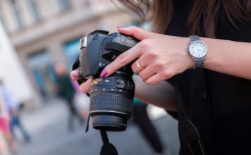 fotocamera reflex Nikon