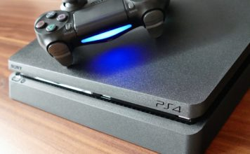 resettare Playstation 4